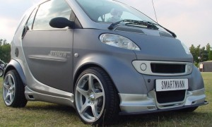 Stealth ForTwo Type 450