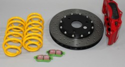 Brake Systems and Suspension